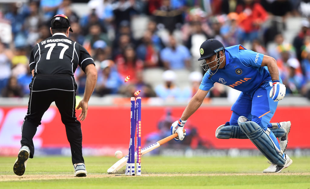 There's been a lot of speculation about MS Dhoni's retirement