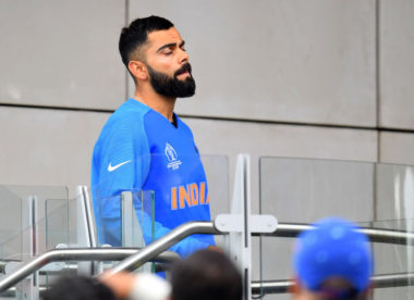 'You should be proud of the way you have played' – Kohli reflects on World Cup defeat