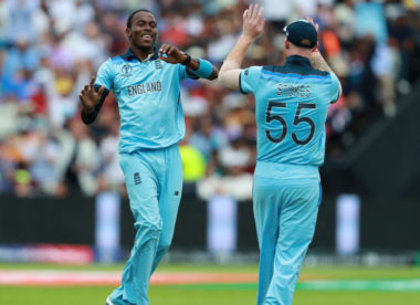 Cricket World Cup semi-final: England restrict Australia to 223