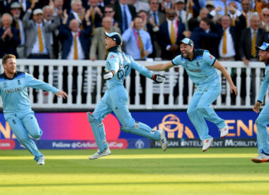 'Can't write a script like this' – England win Cricket World Cup after super over