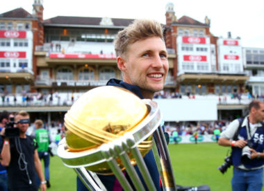 Root says World Cup win could energise England's Ashes pursuit