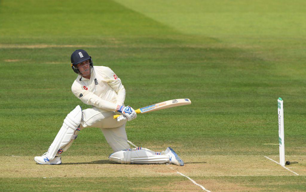 Jason Roy has struggled as a Test opener