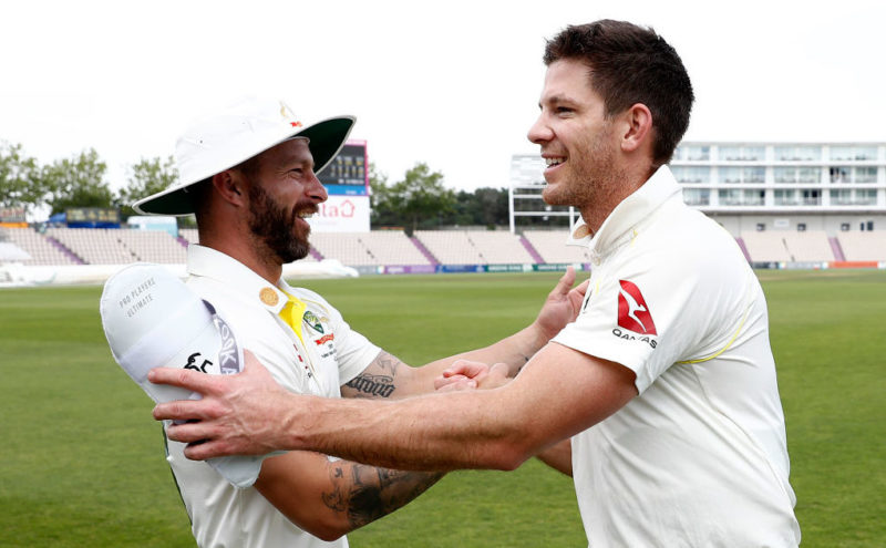 Wade and Paine