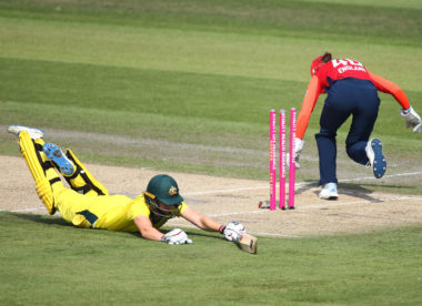 Perry-Lanning show ensures Australia claim T20I honours