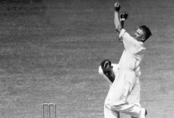Harold Larwood: Far more than just a Bodyline battering ram - Almanack