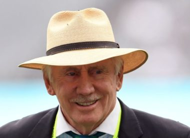 Ian Chappell reveals cancer battle