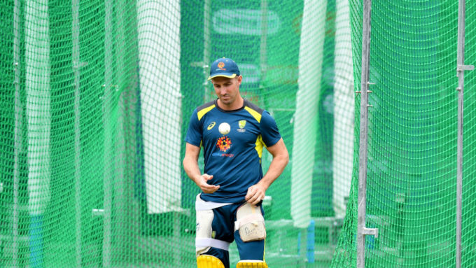 Peter Handscomb replaces Shaun Marsh in Australia World Cup squad
