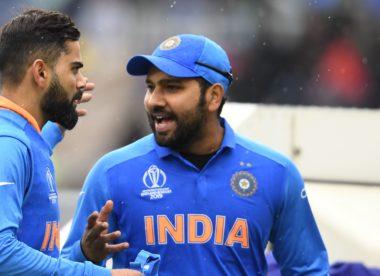 'If I don't like a person, you'll see it on my face' – Kohli quashes rumours of rift with Rohit