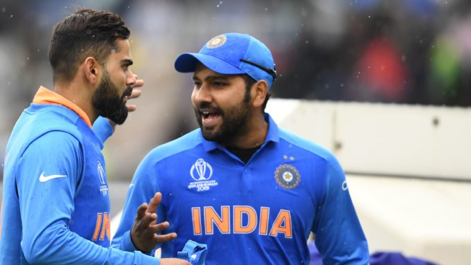 'If I don't like a person, you'll see it on my face' – Kohli quashes rumours of rift with Rohit