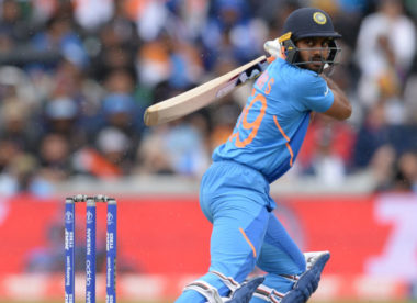 Vijay Shankar ruled out of World Cup with toe injury
