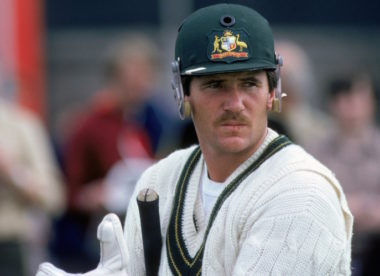 Allan Border: Australia's immovable object - Almanack