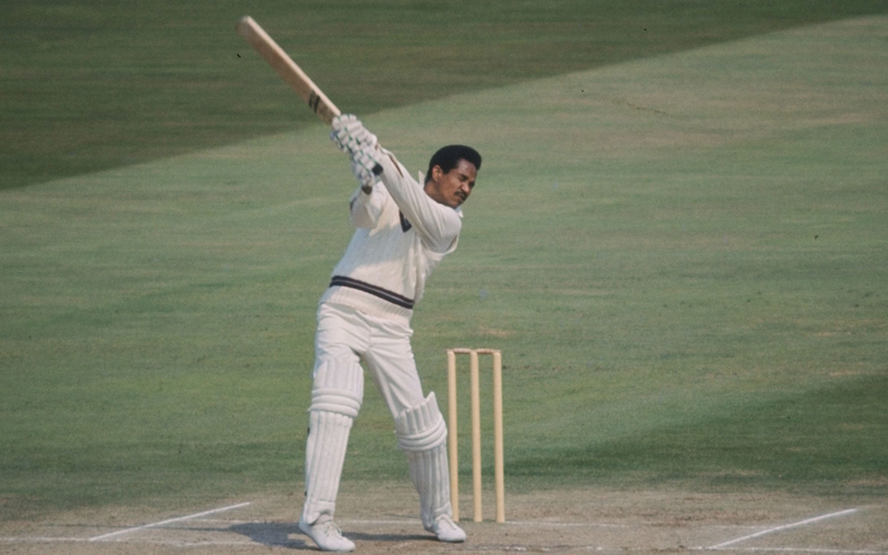 Wright is said to have bowled against the legendary Sobers