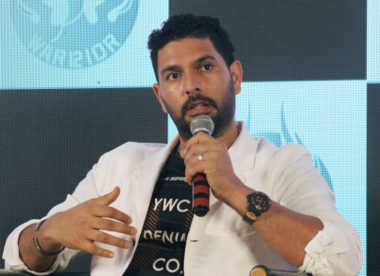 'India missed a solid No.4' – Yuvraj Singh