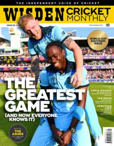 Wisden Cricket Monthly issue 22