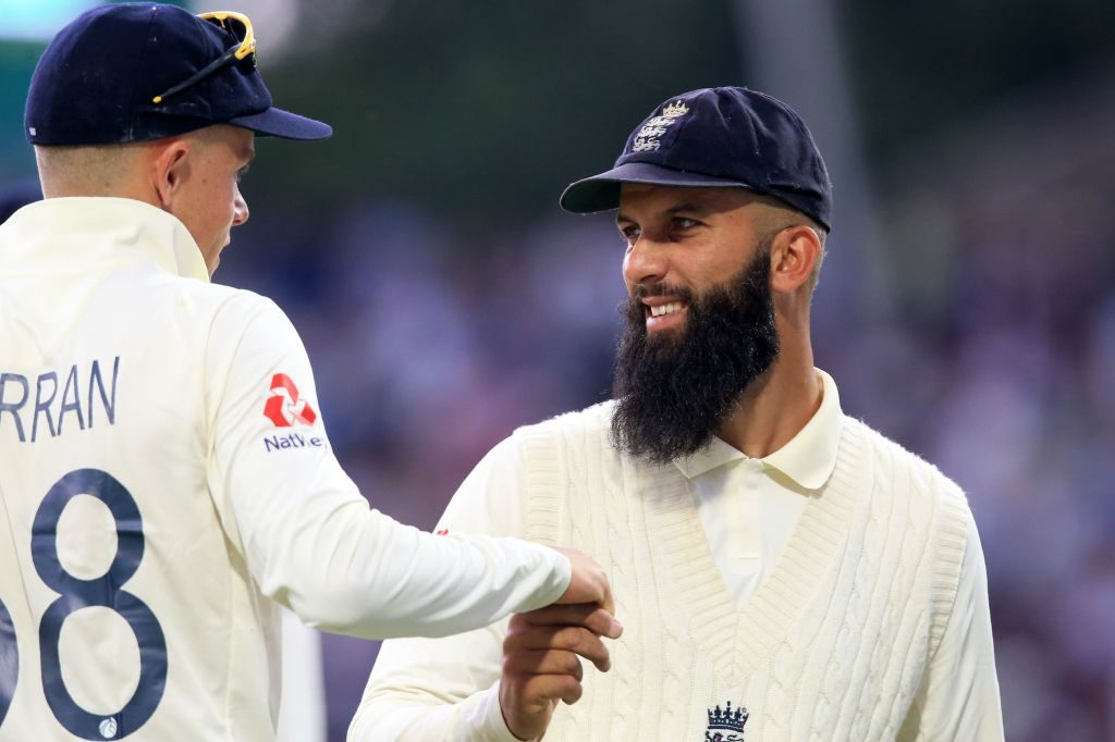 Root backed Moeen Ali