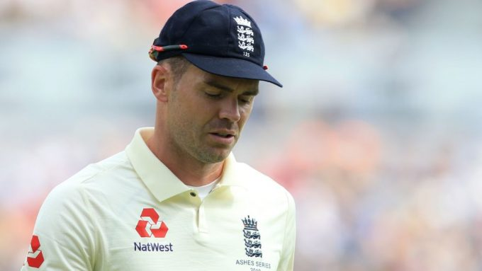 Injuries driving me nuts, but not giving up returning this series – Jimmy Anderson