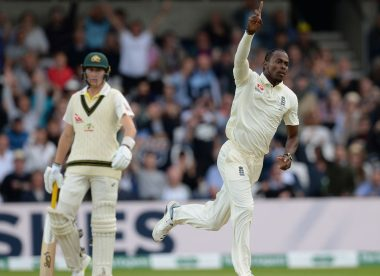 Jofra Archer 'over the moon' after maiden five-wicket haul
