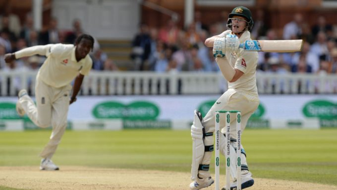 'He can't do it all himself' – it's Archer v Smith, round two