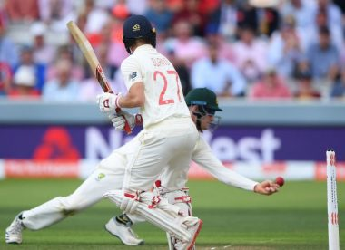 'Second-best I've seen at short leg' – Burns on Bancroft's catch
