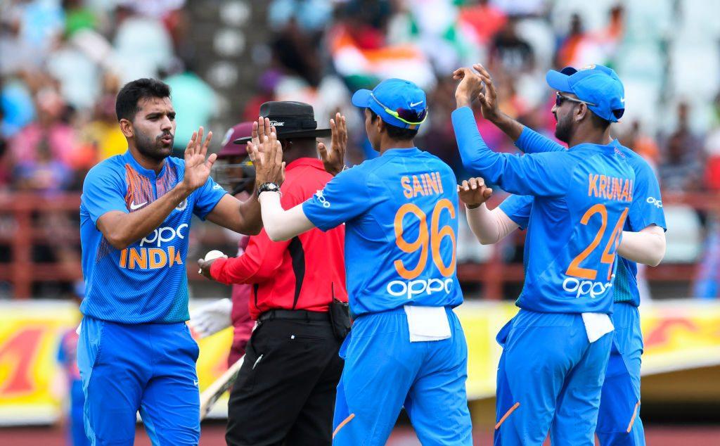 Kohli was full of praise for Chahar
