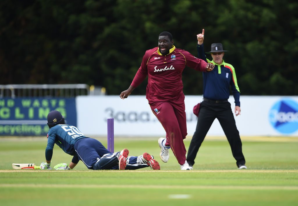 Cornwall impressed against England Lions and India A