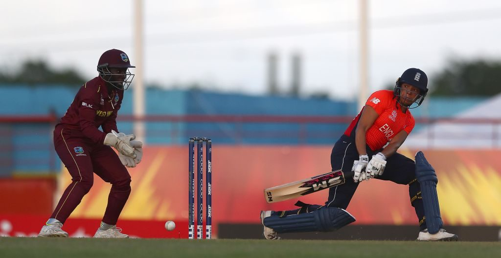 At the World T20, Sophia Dunkley showed why she is regarded as a promising prospect