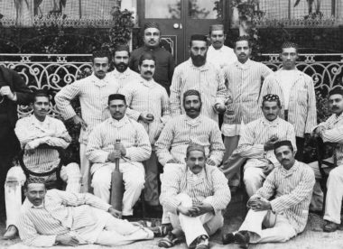 The Parsee pioneers of 1886