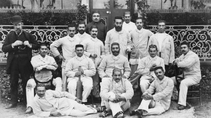 The Parsee pioneers of 1886