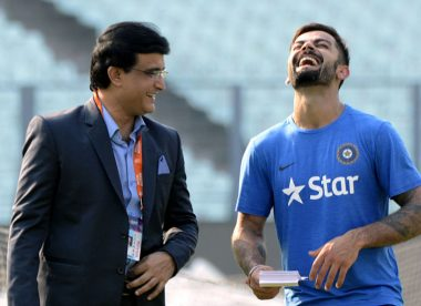 'Give players consistent opportunities' – Ganguly's advice for Kohli