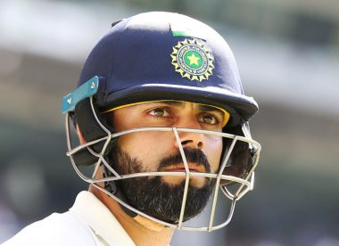 Kohli says modern batsmen haven't 'lived up to the standard' in Tests