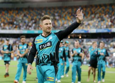 Brendon McCullum named Kolkata Knight Riders head coach