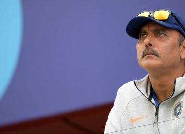 Ravi Shastri re-appointed as India's head coach