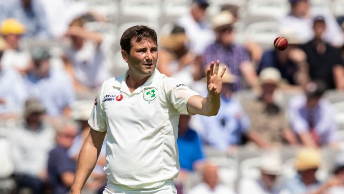 Murtagh to make 'tough decision' on Ireland future at the end of the season