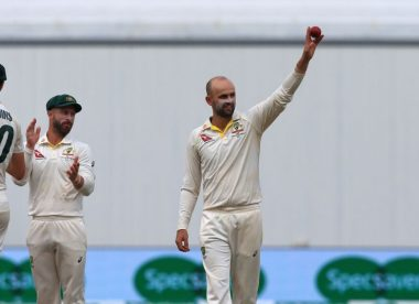CricViz analysis: Nathan Lyon proves his fourth-innings mettle