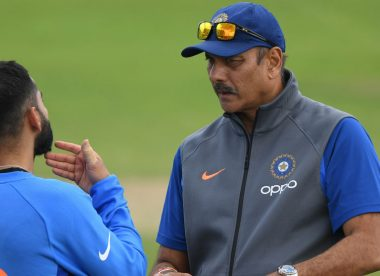 'Need fresh perspective' – Shastri aims to create distinct T20I approach