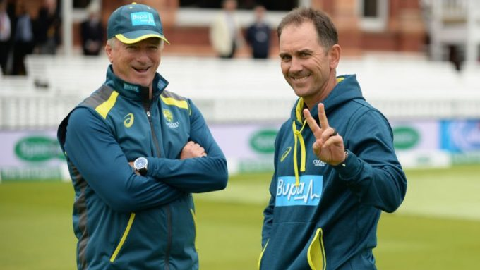 Welcome to Justin Langer's Australia