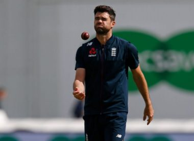 James Anderson to miss remainder of Ashes series