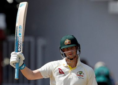 Fallible and still sublime, Steve Smith's legend grows
