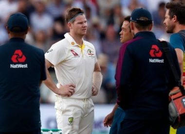 Steve Smith to miss remainder of Lord's Test due to concussion