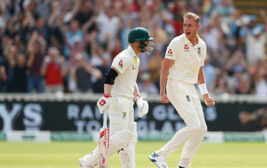 'Why is this suddenly getting retweeted more today?' – Broad responds after Warner wins AB medal