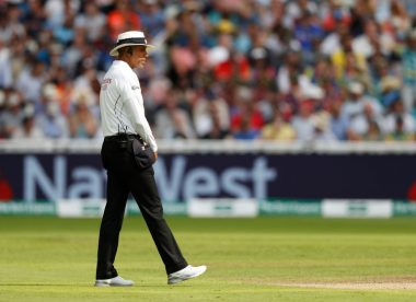 Umpires come under scrutiny at Edgbaston