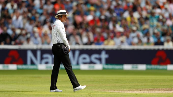 Umpires come under scrutiny at Edgbaston