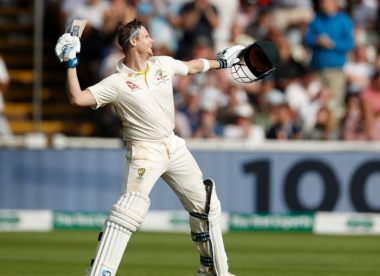 Steve Smith: The man tapping on Bradman's shoulder