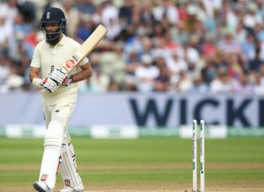Jack Leach replaces Moeen Ali for Lord's Test