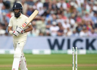 Moeen Ali takes a break from cricket after Ashes omission
