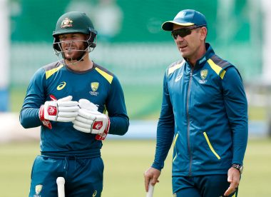 'He's got that look in his eye' — Langer warns England Warner's due a big score