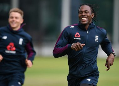 The rise continues: Jofra Archer prepares for the next Test