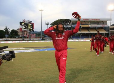 'I didn't announce any retirement' – Chris Gayle diffuses farewell buzz