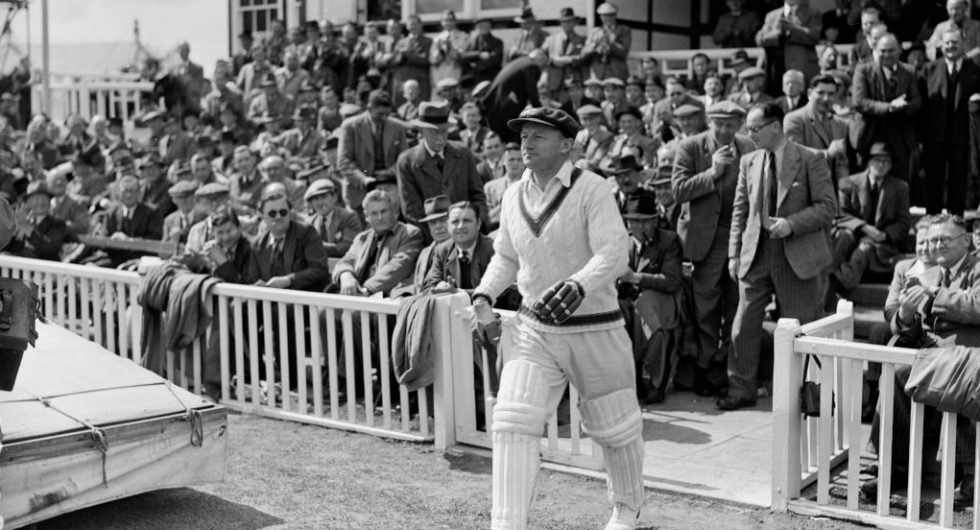 Sir Don Bradman is greatest Cricketer of all time.
