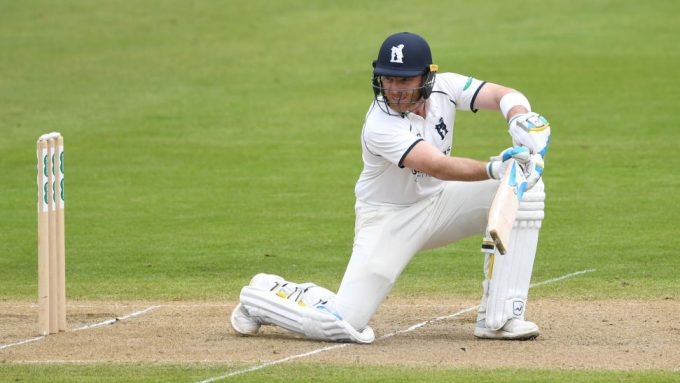 Ian Bell ruled out of County Championship with knee injury